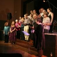 Evening singers 40mm high