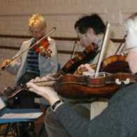 Workshops Fiddle group