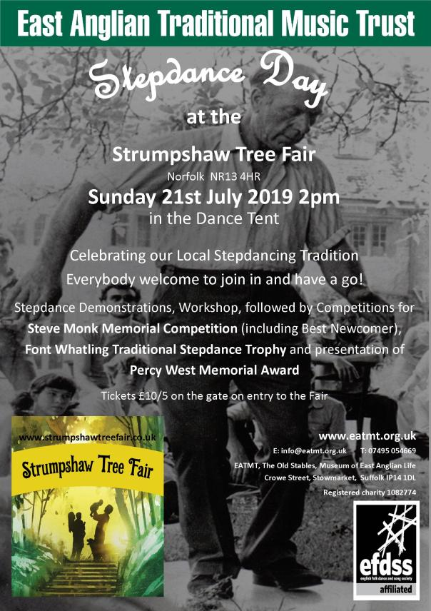 Stepdancing | East Anglian Traditional Music Trust